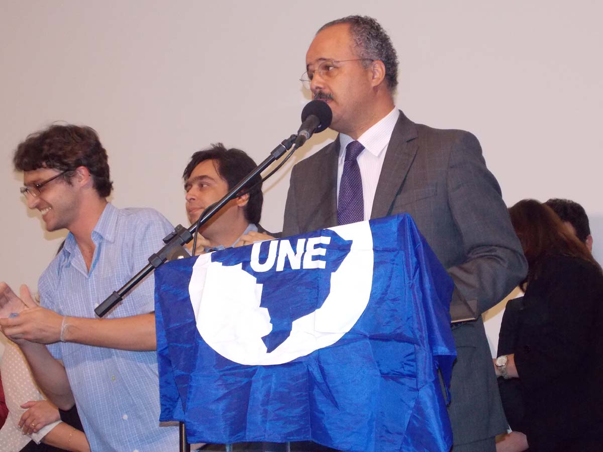 Deputado Vicente Cândido, relator da Lei da Meia-Entrada
